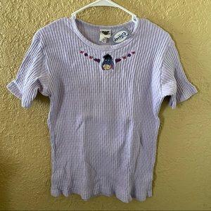 Vintage Disney Winnie the Pooh Eeyoree shirt